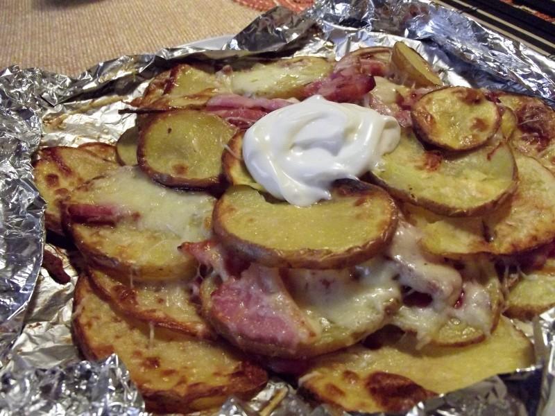 Pečené zemiaky