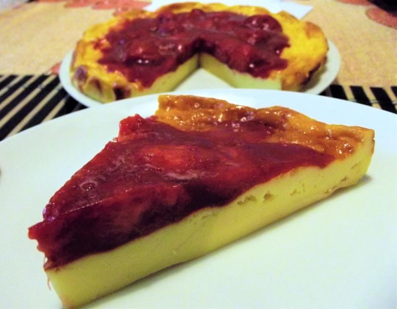 tvarohový koláč (2)